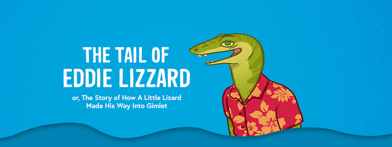 Background show artwork for Eddie Lizzard