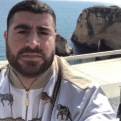 Profile photo for Afeef Nessouli
