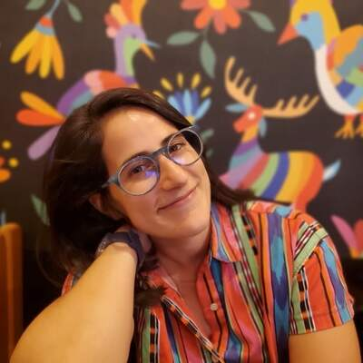 Profile photo for Andrea B. Scott