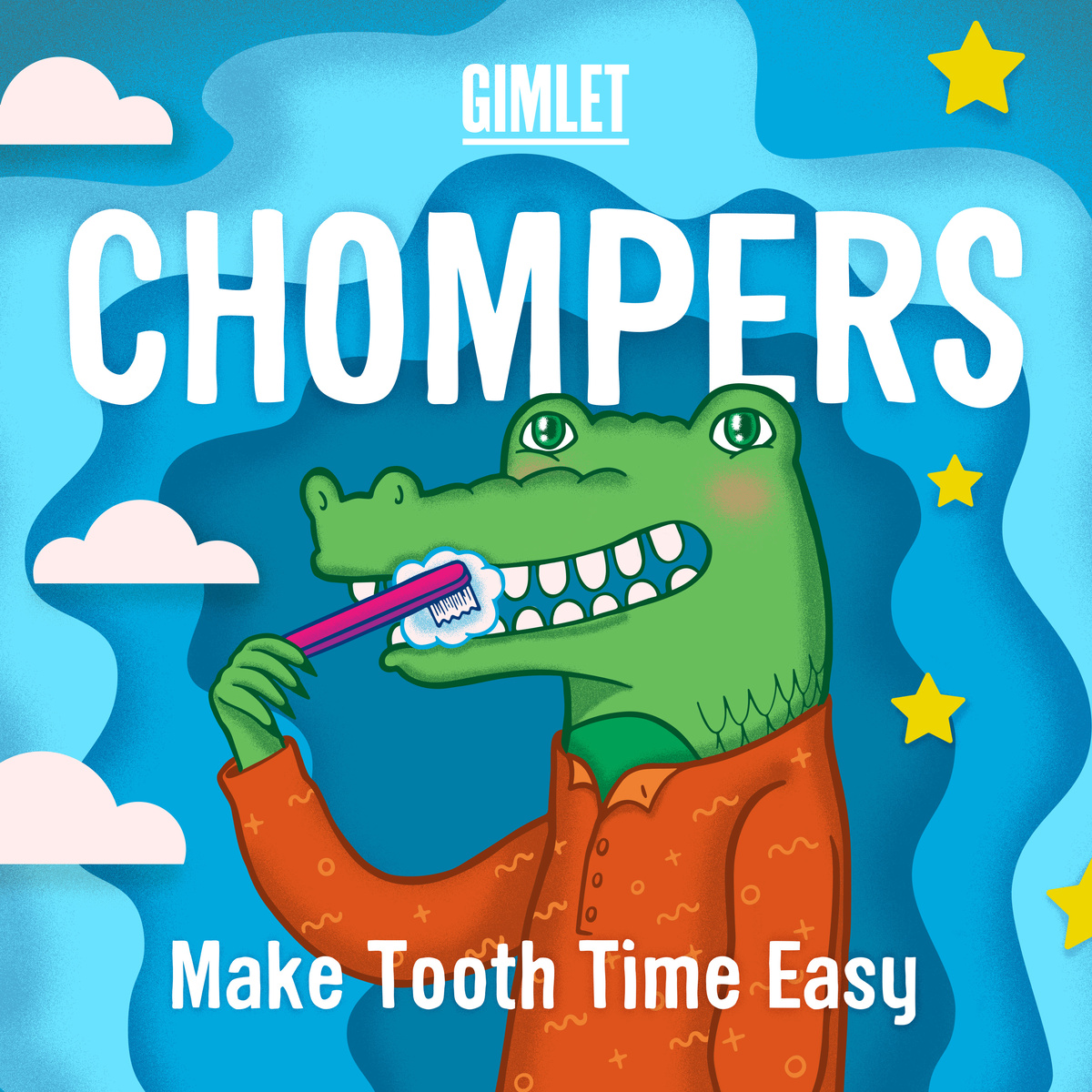 Show artwork for Chompers