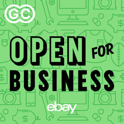 Show artwork for Open for Business