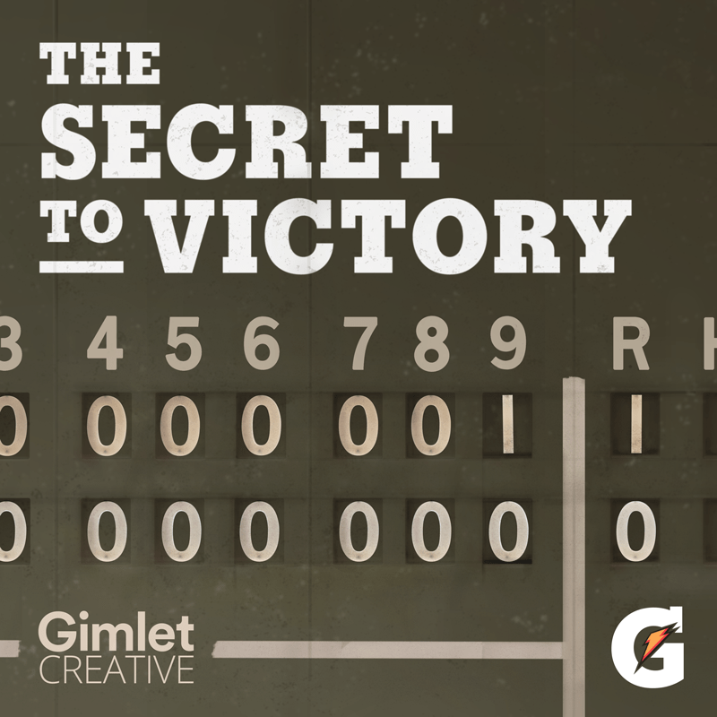 Show artwork for The Secret to Victory