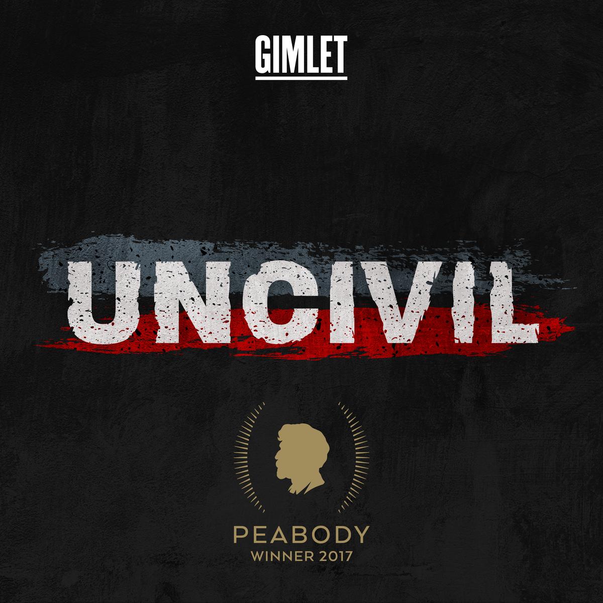 Show artwork for Uncivil