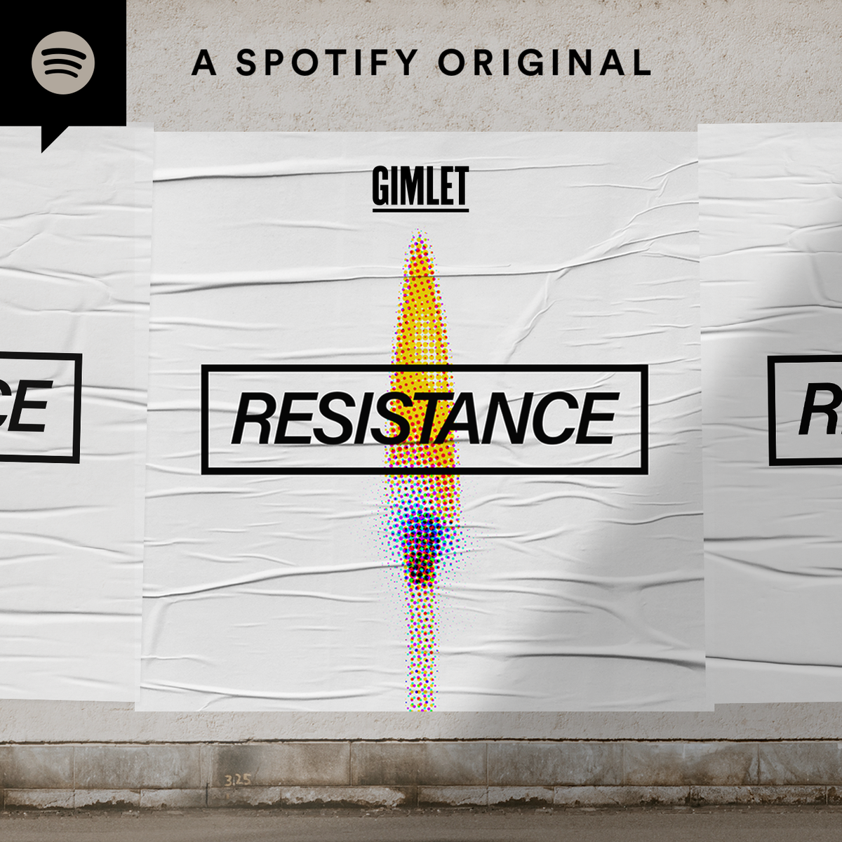 Show artwork for Resistance
