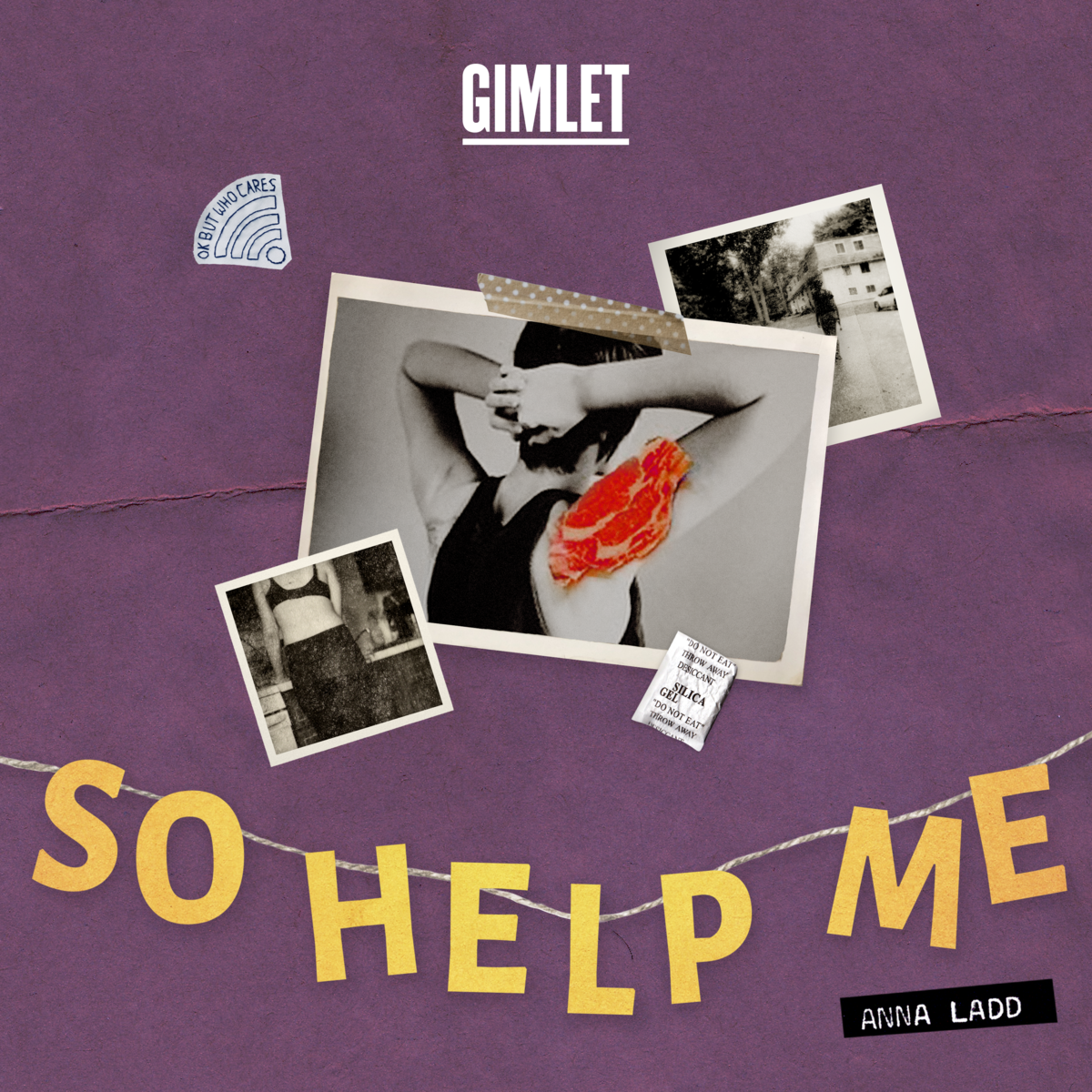 Show artwork for So Help Me