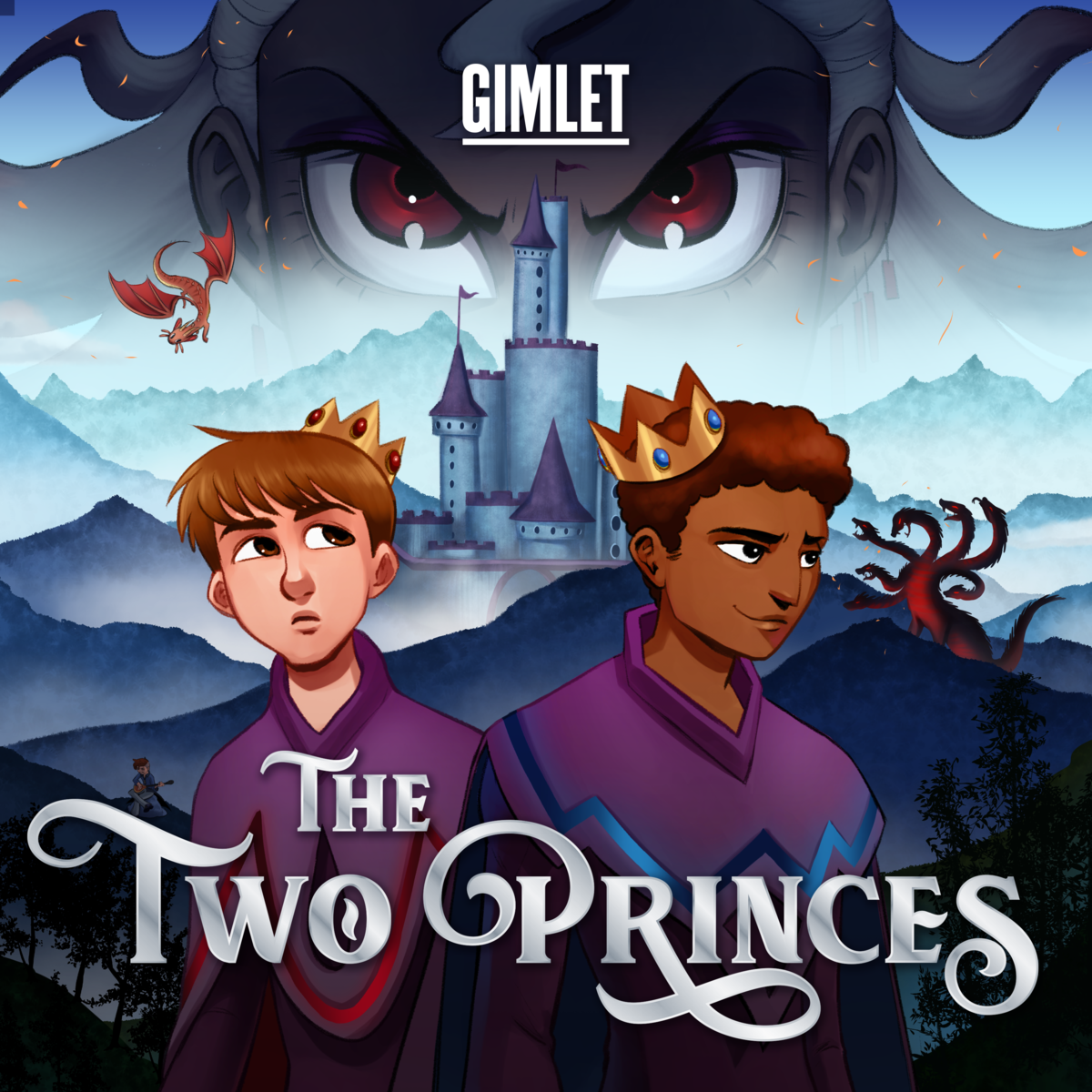Show artwork for The Two Princes