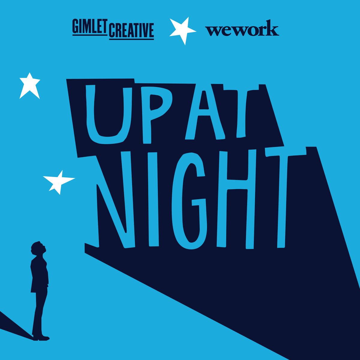 Show artwork for Up At Night