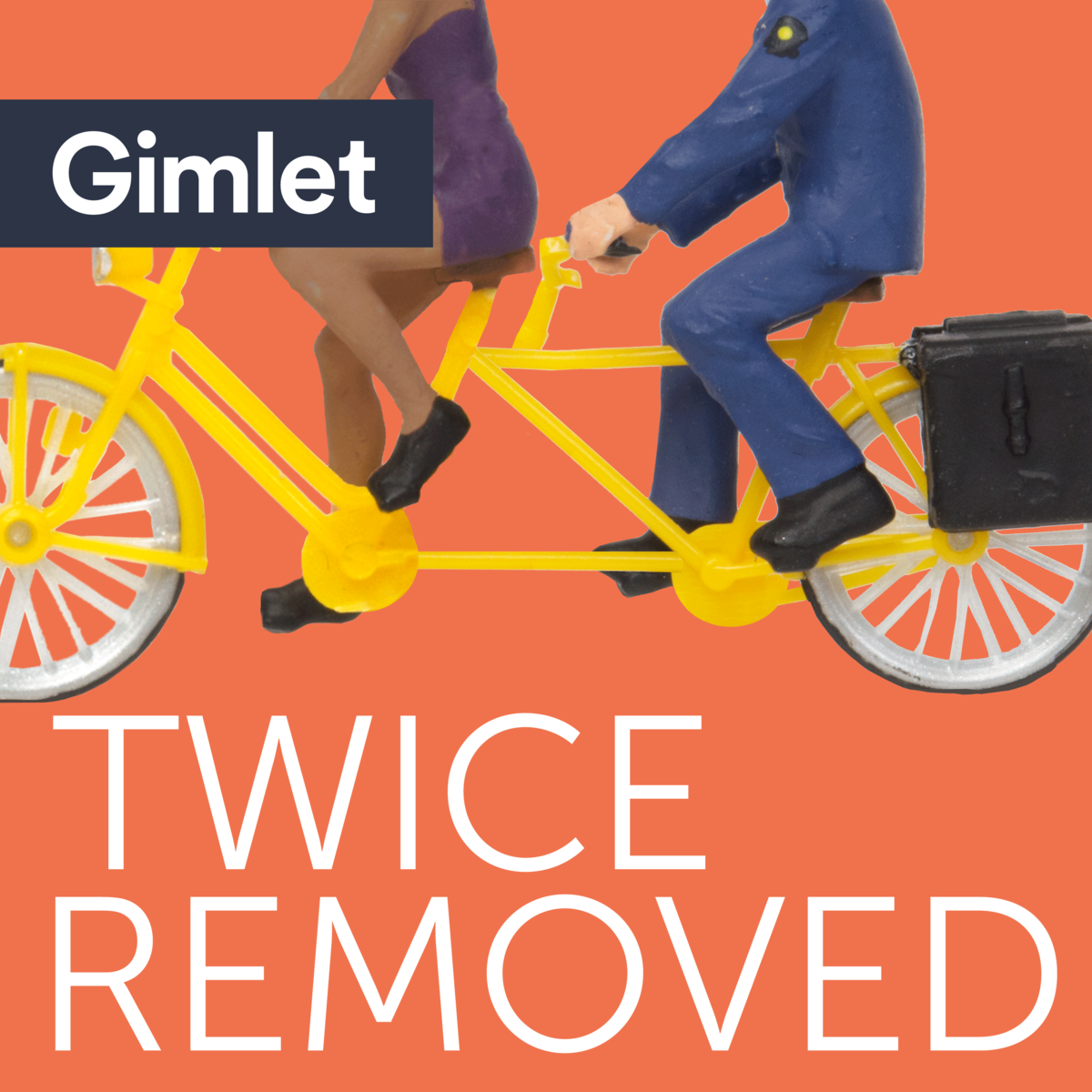 Show artwork for Twice Removed