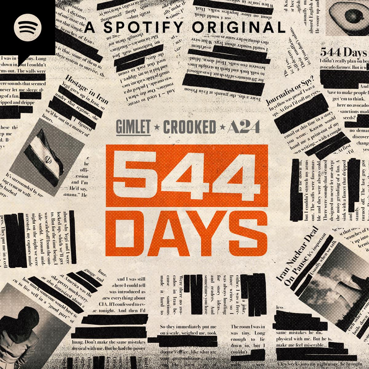 Show artwork for 544 Days