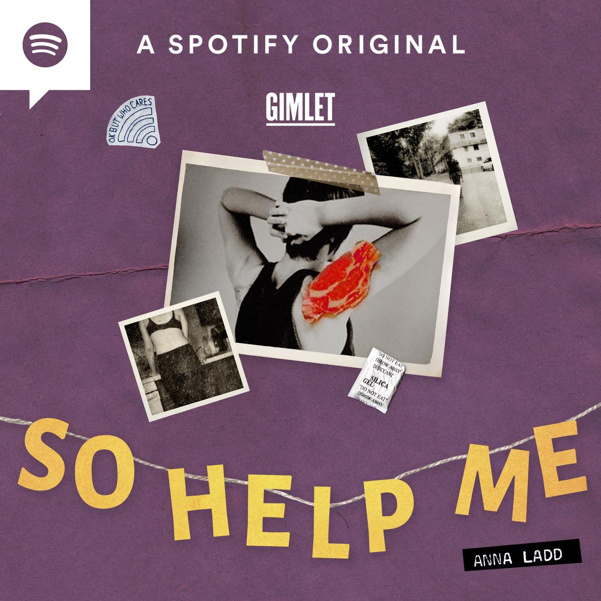 Show artwork for So Help Me