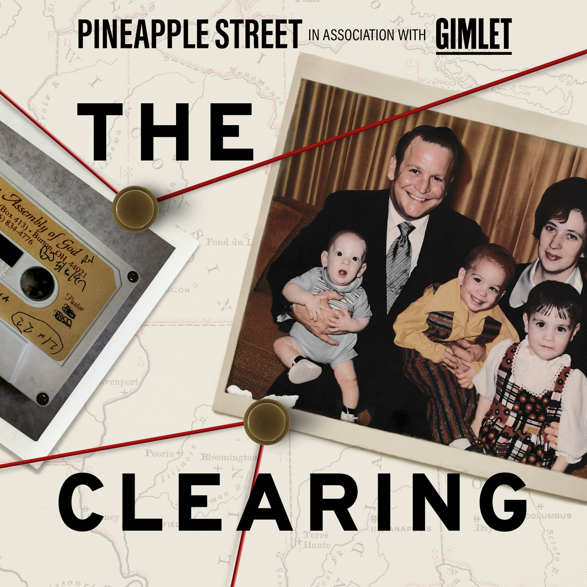 Show artwork for The Clearing