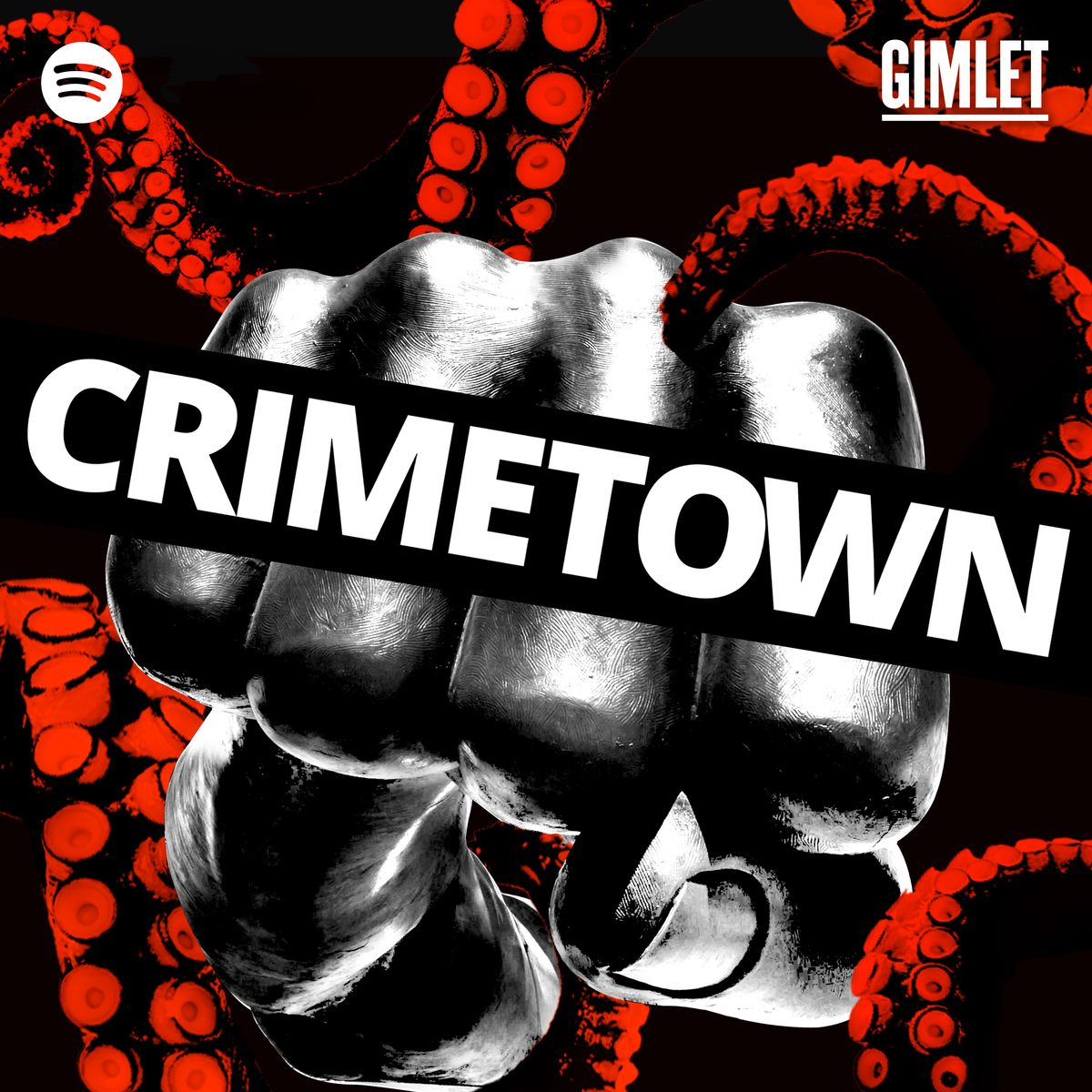 Show artwork for Crimetown