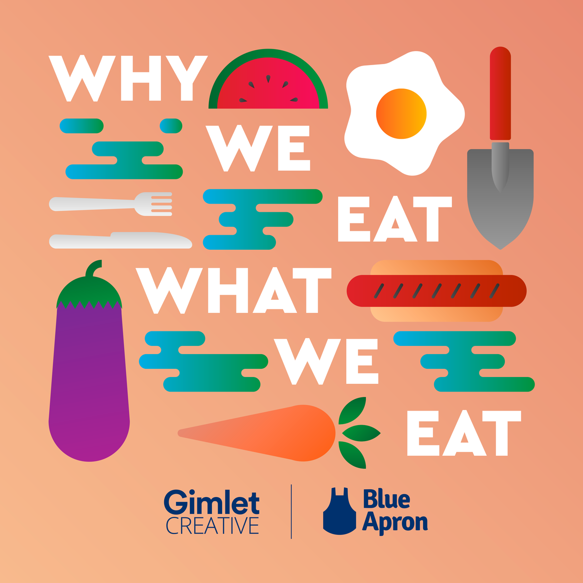 Show artwork for Why We Eat What We Eat