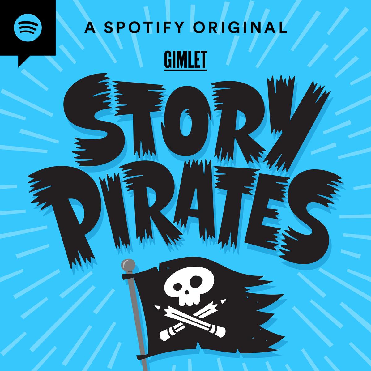 Show artwork for Story Pirates