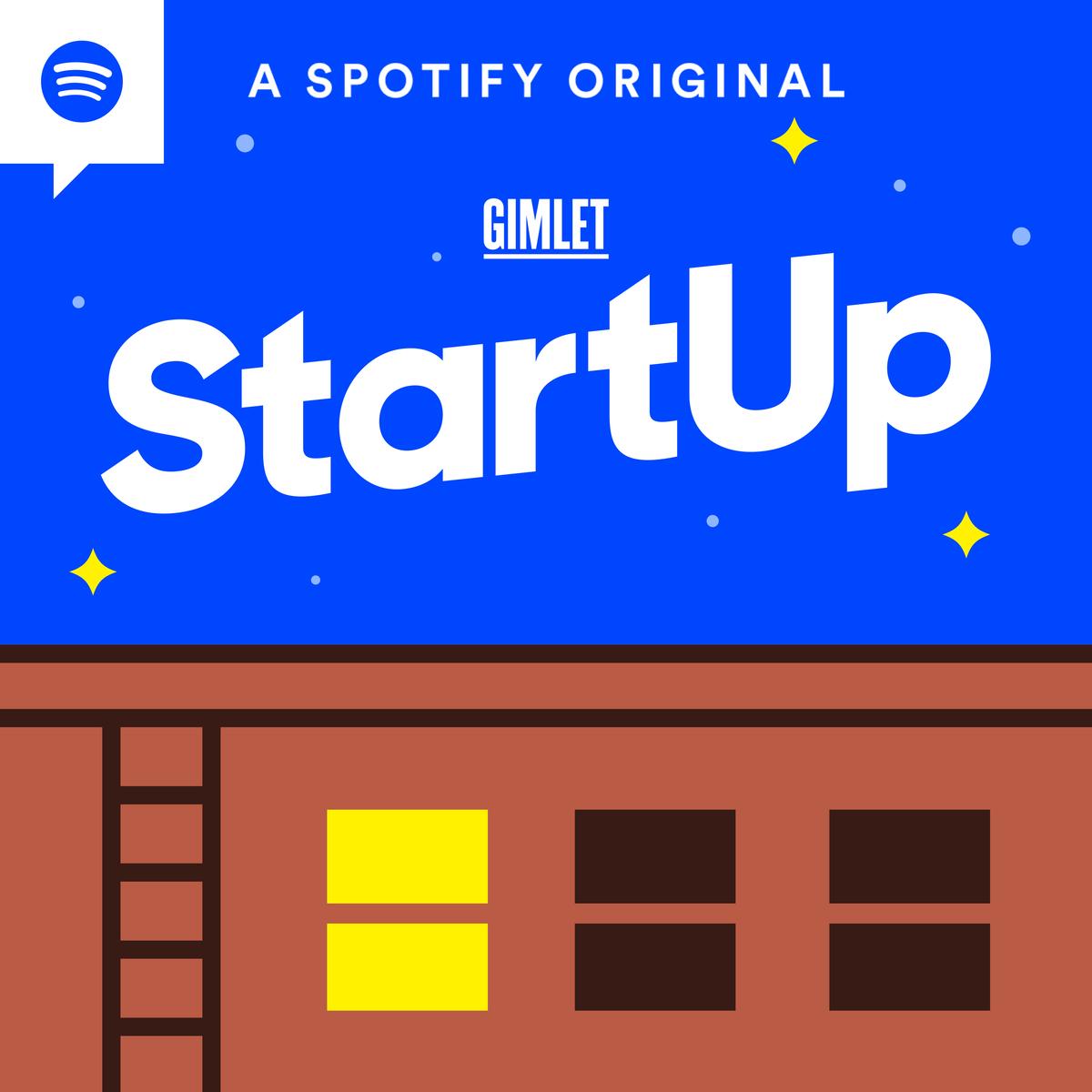 Show artwork for StartUp